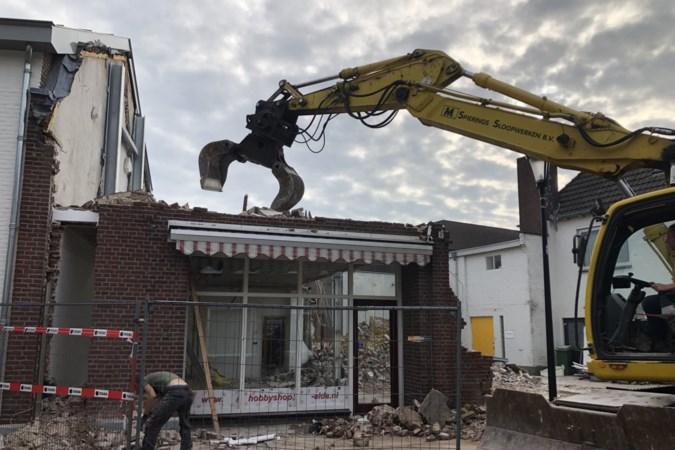 Commotie in Nederweert over sloop 'pand Alda' voor uitbreiding supermarkt