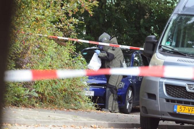 Auto met explosieven achtergelaten in Venlo: 'Schandalig, dat ze dit flikken in een normale woonwijk'