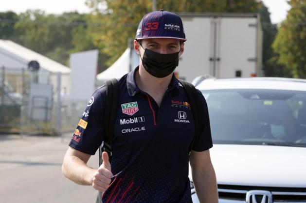 Lewis Hamilton buiten bereik van Max Verstappen in vrije training