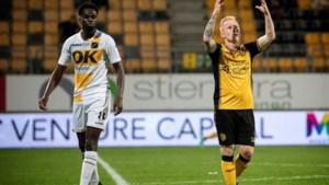 Vermakelijk duel tussen Roda en NAC eindigt zonder winnaar