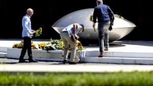 Rugzak van bij ramp MH17 overleden zoon gaat altijd mee