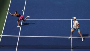Tennissers Salisbury en Krawczyk winnen gemengd dubbel op US Open