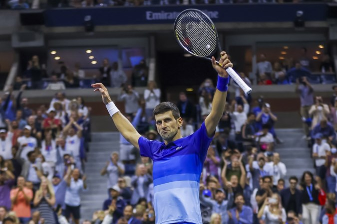 Djokovic gaat finale in alsof het zijn laatste wedstrijd is