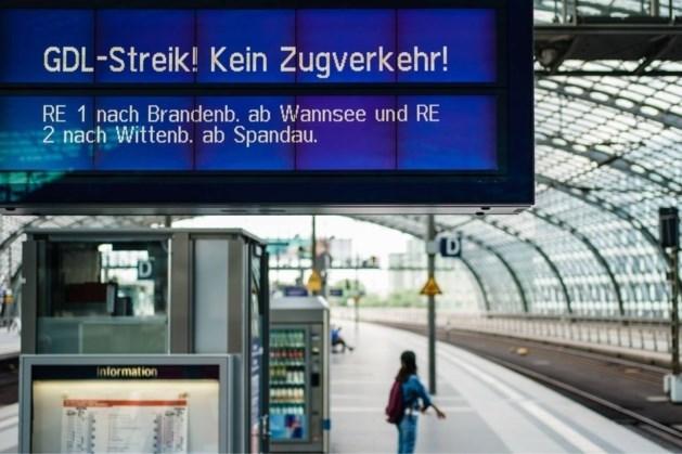 Duitse spoorwegen komen met nieuw voorstel in loonconflict machinisten