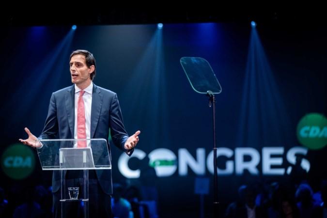 Stoom afblazen op CDA-congres na rampjaar: 'Cultuur moet echt anders'