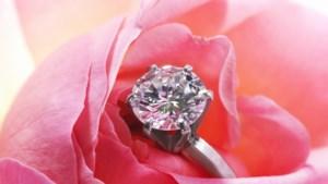 Bob Vostermans feliciteert diamanten echtpaar