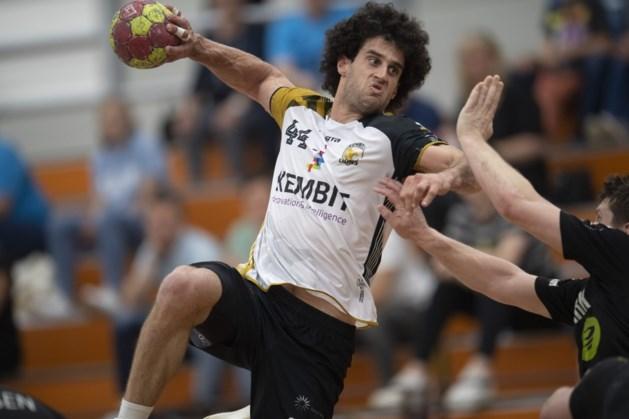 Handballers Lions winnen knap bij Sporting Pelt