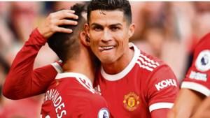 Glorieuze rentree Cristiano Ronaldo: 'Ik was echt supernerveus, maar misschien was dat niet te zien'
