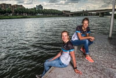 Sarissa de Vries uit Maastricht op grootse wijze naar wereldtitel triatlon