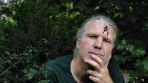Tuin vol spinnen: 'Nuttig, maar knuffeldier zal het nooit worden'