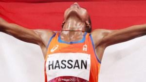Atlete Sifan Hassan is wereldrecord op 5 kilometer kwijt