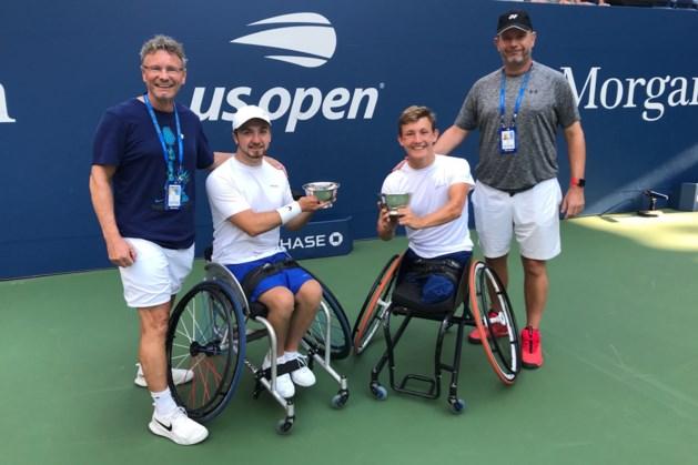 Weer succes voor Schröder: ook winst op US Open