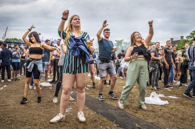 Meerdaagse evenementen en festival mogen weer onder voorwaarden