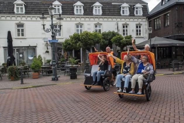 Gratis riksja-ritjes in Geleen voor mensen met dementie op Wereld Alzheimerdag
