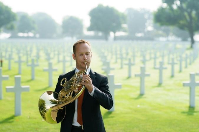 Hymne van Limburgse componist Mark Pütz wordt 'soundtrack' van Amerikaanse begraafplaats in Margraten