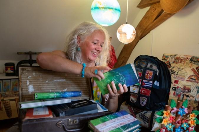 Conny (57) uit Sittard reisde hele wereld over en bundelde haar avonturen: 'Andere culturen verbreden je horizon'