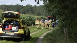 Mountainbiker met traumahelikopter afgevoerd na ernstig ongeluk