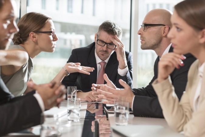 Coronacrisis als bron van conflicten op het werk: 'Sneller ruzie met de baas'