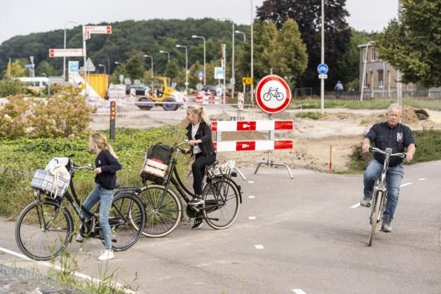 Transformatie Heinsbergerweg in Roermond naar 30-kilometerweg in volle gang