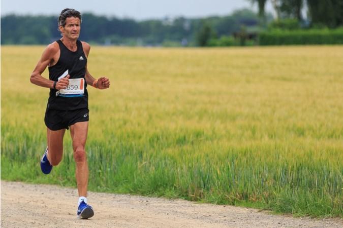 Bert Vanwersch Nederlands kampioen M55: 'Het leek nog even fout te gaan toen mijn horloge viel'
