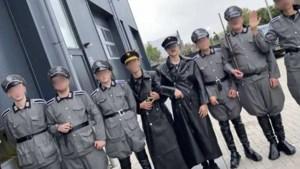 Urker jongeren spelen nazi-liquidatie van Joodse gevangene na