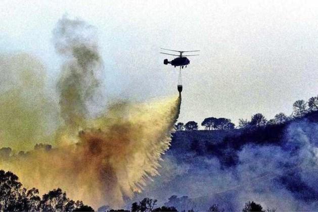 Meer evacuaties Costa del Sol op vijfde dag Spaanse bosbranden
