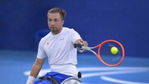 Sam Schröder door gemeente Sittard-Geleen gehuldigd op 'zijn' tennisclub Keerweide