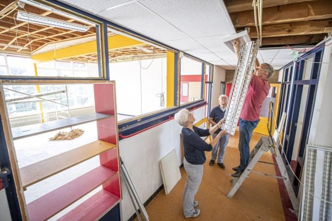 'Nève de Meister': vroeger gingen de ouderen in dit gebouw naar school, nu gaan ze er wonen