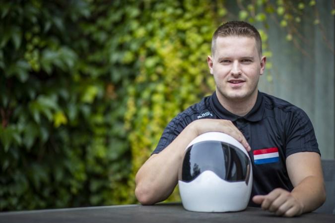 Met 140 per uur over het ijs: gestopte Venraynaar Bram Zeegers geeft toe aan zijn skeletonverslaving en mikt op Spelen in 2026