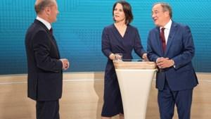Onderzoek: 40 procent Duitse kiezers zweeft nog