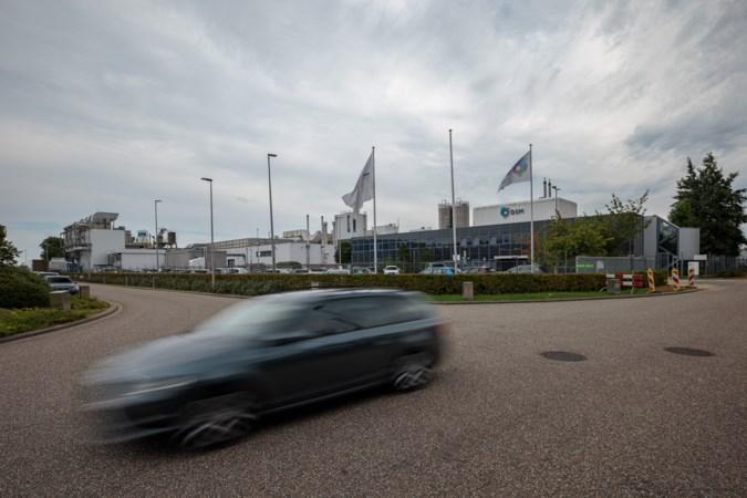 DSM zet materialentak in etalage en trekt zich daarmee bijna volledig terug uit Limburg
