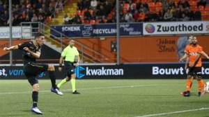 Captain Jensen van Roda JC maakt excuses na gestuntel in Volendam