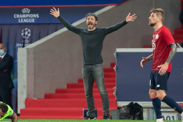Mark van Bommel begint Champions League met Wolfsburg met gelijkspel bij Lille
