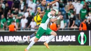 Feyenoord speelt in allereerste Conference League-wedstrijd ooit gelijk in Israël