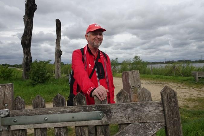 Jos Wlazlo publiceert zijn 1500ste wandelroute