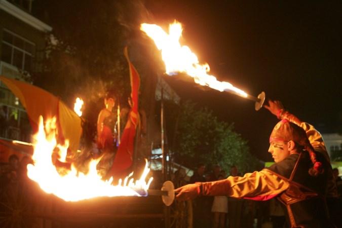 Straattheaterfestival Beek gaat toch door onder paraplu 'De Broelof van Burgemeister Janssen'