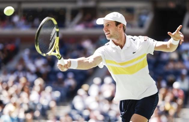 Tennisser Van de Zandschulp naar plek 62 op wereldranglijst