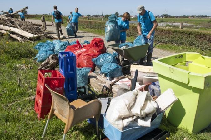 Opmerkelijk: evenveel plastic in Maas tijdens watersnood als in recordrivier Filipijnen