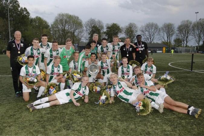Fortuna-talent (19) stopt opeens met voetballen: 'Ik was al langere tijd niet gelukkig'