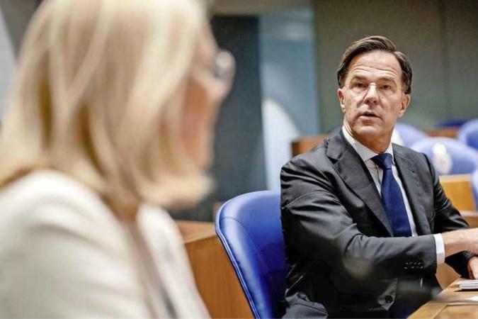 Remkes peilt steun voor minderheidskabinet: Rutte bezweert goede relatie met Kaag