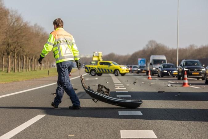 Aantal verkeersdoden in coronatijd even hoog, politie ziet plankgas rijden als factor