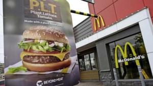 McDonald's brengt vleesvervanger McPlant tijdelijk naar Nederland