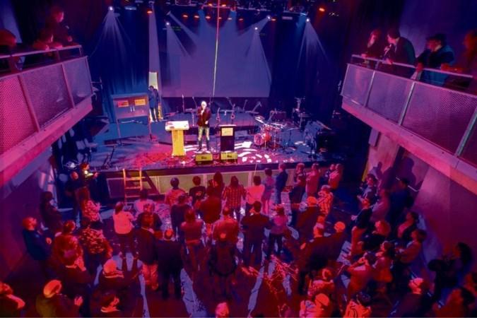 Nieuwe huisregels bij Poppodium Volt: twee QR-codes laten zien bij alle shows
