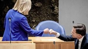 Rutte over vertrek Kaag: 'Een groot verlies voor Nederland'