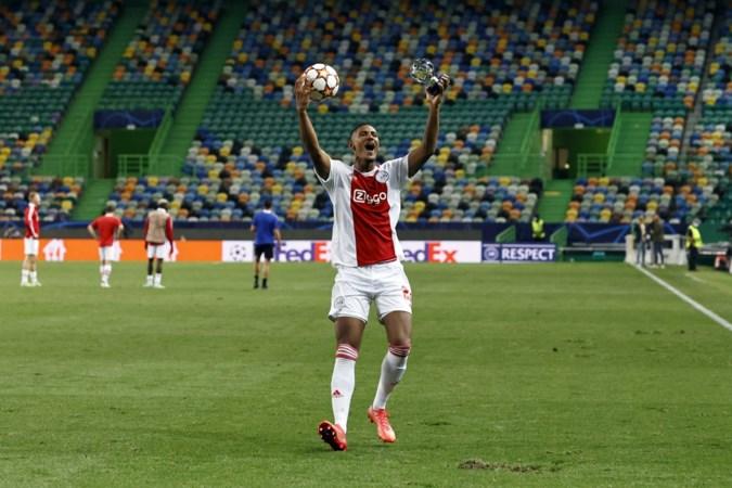 Droomstart van Ajax in Portugal na heerlijke Haller-show