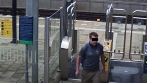 Man die gezocht werd voor het uit de trein duwen van een vrouw op station Sittard, meldt zich bij politie