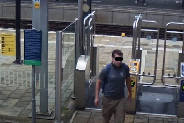 Politie geeft beelden vrij van verdachte van mishandeling op station in Sittard