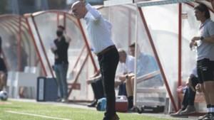 MVV-coach Klaas Wels: ligt er was op de grond, dan word ik gek