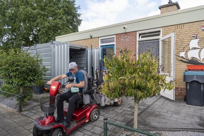 Wildgroei aan tuinhuisjes doorn in het oog van woningbezitters Susteren
