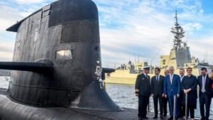 Peking en Parijs woest om nucleaire onderzeebootdeal met Australië